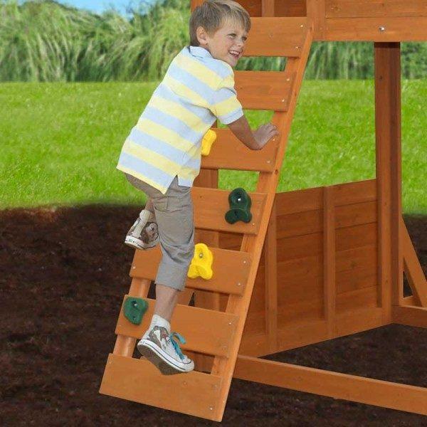 מתקני חצר לגני ילדים - דגם אביב