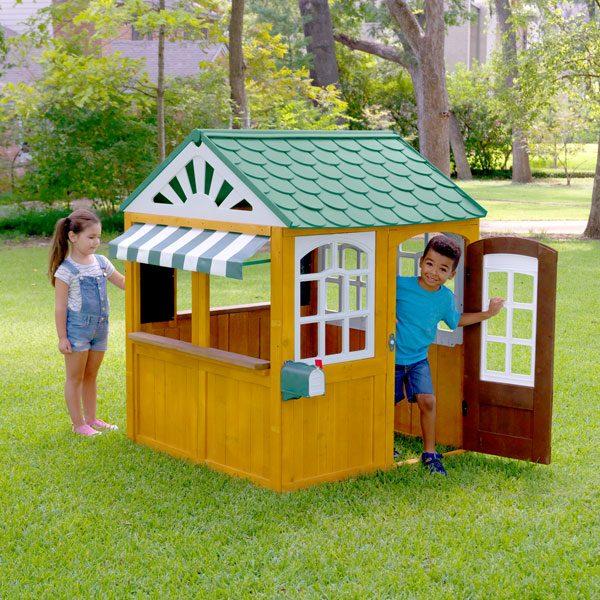 בית עץ לילדים במבצע